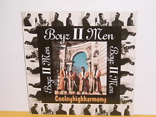 LP - BOYZ II MEN - COOLEYHIGHHARMONY
