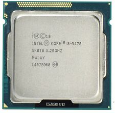 Intel Core i5-3470 SR0T8-quad core 3.20Ghz FCLGA 1155 processeur cpu