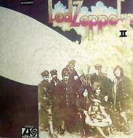 "12"" LED ZEPPELIN II° LP ATLANTIC SD 8236 -  MADE IN  ITALY - GATEFOLD COVER"