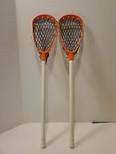 2 Brine Toss Lacrosse Sticks Mini Youth 26""