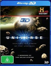 The Universe - 7 Wonders Of The Solar System (Blu-ray, 2011)