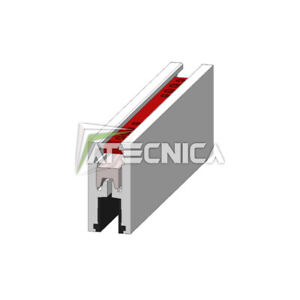 Profile Pliers For Panel Glass Crystal From 3 M Doors Automatic faac 390712