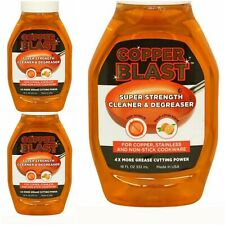 Copper Blast Super Strength Cleaner & Degreaser ~ Lot of 3 ~ Fast Free Shipping