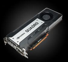 Nvidia Quadro K6000 | 12 GB GDDR5 | 2880 CUDA-Cores | 5.1 TF (PNY VCQK6000-PB)