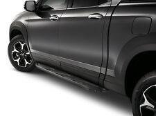 2017 Honda Ridgeline OEM Running Board (Black)