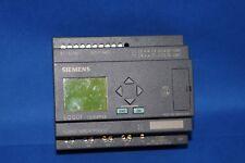 6ed1052-1md00-0ba7 Siemens LOGO! 6ed1 052-1md00-0ba7 DC 12/24 V input 8xdc