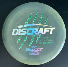 First Run Discraft Esp Buzzz Paul McBeth 4x 177 grams