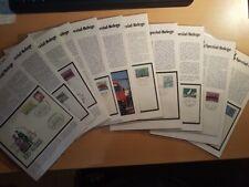 """Eisenbahn - Motivkollektion """"Eisenbahn-Spezial-Belege"""" auf insgesamt 25 Seiten !"""