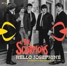 Hello Josephine - 30 Rhythm & Beat Classics 1964-1966 - The Scorpions Audio CD