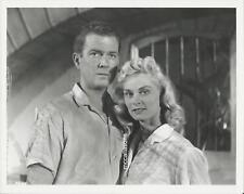 "1960'S ""She Demos"" Film Stars Todd Griffin, Irish Mccall, 8X10 Photo Back Note"