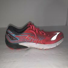 Brooks Pink And Blue Pure Cadence 5 Running Training Shoes Womens Size 7.5