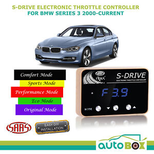 SAAS S Drive for BMW 3 Series 2000-Current SAAS Electronic Throttle Controller