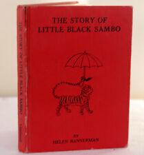 New listing Little Black Sambo
