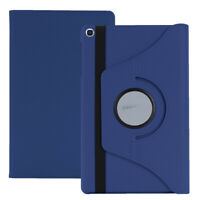"""Rotating Leather Folding Smart Case For Samsung Galaxy Tab A 10.1"""" SM-T510 2019"""