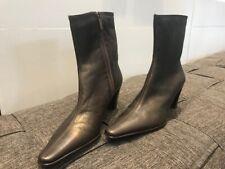 Aquatalia Womens brown Boots Heel SIZE 8.5