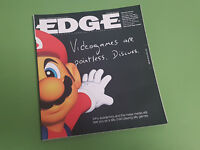 Edge Magazine - Issue 109 - April 2002 *Videogames Are Pointless Cover*
