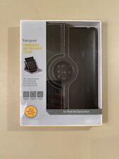 Targus Versavu Rotating Keyboard Apple iPad 3rd Gen Case.  New-open Box