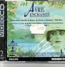 RARE VIDEO CD AVRIL ENCHANTE