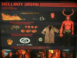 Mezco NEW * One:12 Hellboy Anung un Rama *  PX Exclusive Figure Authentic