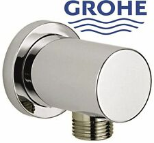 GROHE 27057000 Rainshower Shower Outlet Elbow Wall Union Chrome