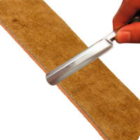 Barber Real Leather Durable Strop Straight Razor Sharpening Shave Shaving Strap