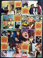 Fotobusta Die Katze A Nove Code Dario Argento James Franciscus Karl Malden R146