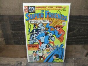 DC TV comic super friends comic book number 2 Dec good shape