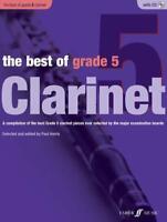 The Best Of Grado 5: (clarinete) por Libro De Bolsillo 9780571534258 NUEVO