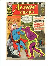 Action Comics #340 (1966) 1st app. of Parasite GD
