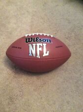 Wilson Football Official Size