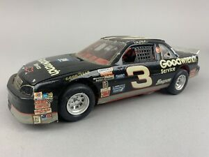 Vtg NASCAR #3 GM GOODWRENCH Chevy LUMINA DALE EARNHARDT Model Car Built