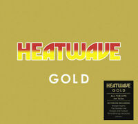Heatwave - Gold Collection: Greatest Hits / The Best Of 3CD NEW/SEALED