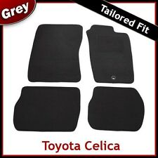 TOYOTA CELICA 1994 1995 1996 1997 1998 1999 Tailored Fitted Carpet Car Mats GREY