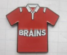 WALES BOYS RUGBY / BRAINS BEER................ Sport Pin (123h)