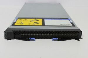 IBM 8843-AC1 HS20 BLADE SERVER DUAL 3.6GHZ CPU DUAL 36.4GB HD 4GB RAM W/WARRANTY