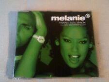 MELANIE B - I WANT YOU BACK - 1998 UK CD SINGLE - SPICE GIRLS