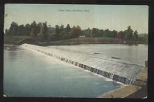 1911 Postcard Defiance Oh/Ohio State Dam View