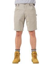 Shorts e bermuda da uomo grigie regolare in cotone