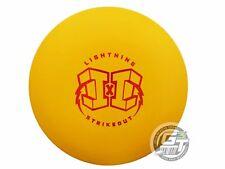 New Lightning Standard #3 Driver 164g X-Out Yellow Fairway Driver Golf Disc