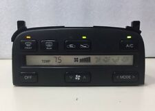 1995 1996 Lexus SC300 & SC400 Rebuilt Climate Control / HVAC - WARRANTY