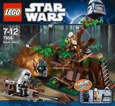 LEGO Star Wars EWOK  ATTACK   (#7956)  BRAND  NEW  IN  BOX