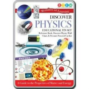 Discover Physics STEM Educational Science Kit in a Tin