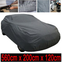 CAR COVER ALL WEATHER PROTECTION 2 LAYER WATERPROOF OUTDOOR HEAVY DUTY 5.5KG XXL