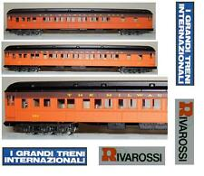 RIVAROSSI 9546 CARROZZA PULLMAN CAR MILWAUKEE RAIL ROAD USA Nr.234 OVP SCALA-N