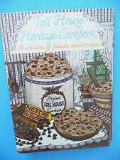 Toll House Heritage Cookbook  Favorite Dessert Recipes  Spiral 1st Printing 1980