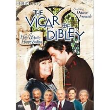 The Vicar of Dibley - A Holy Wholly Happy Ending DVD, Richard Armitage, Dawn Fre