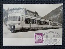 BRD MK 1975 847 EISENBAHN TRAIN MAXIMUMKARTE CARTE MAXIMUM CARD MC CM a6907