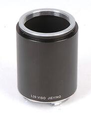 Leica Visoflex L39 Lens to Leica M camera