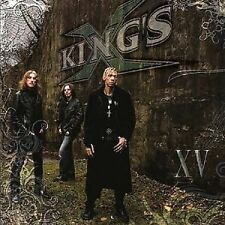 XV [Digipak] by King's X (CD, May-2008, Inside Out Music)