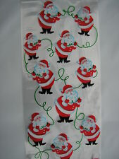 SET OF 100 CHRISTMAS CELLOPHANE, GIFT BAGS/PARTY BAGS AND TIES 29CMS X 12.5 CMS
